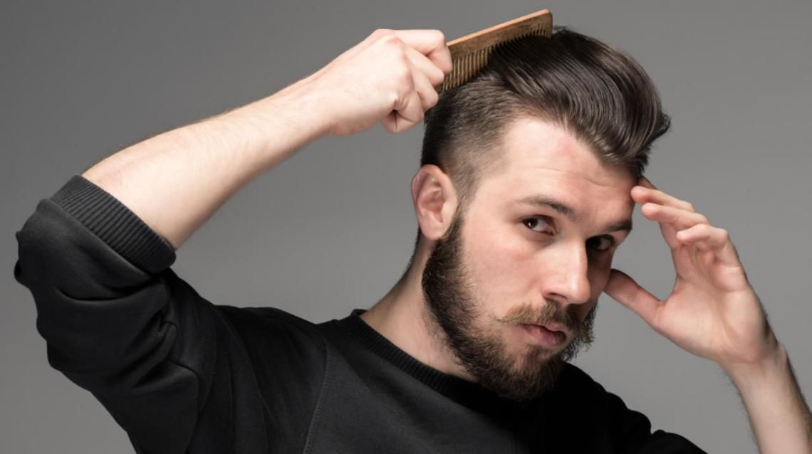sutureless hair auto transplantation method